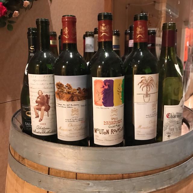 画像: 魅惑のワイン会@レーサム ゴルフ&スパ リゾート