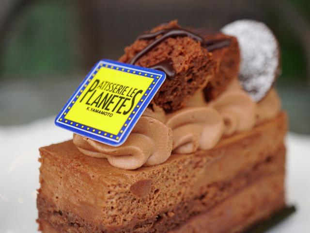 画像: 懐かしの絶品チョコレートケーキ!