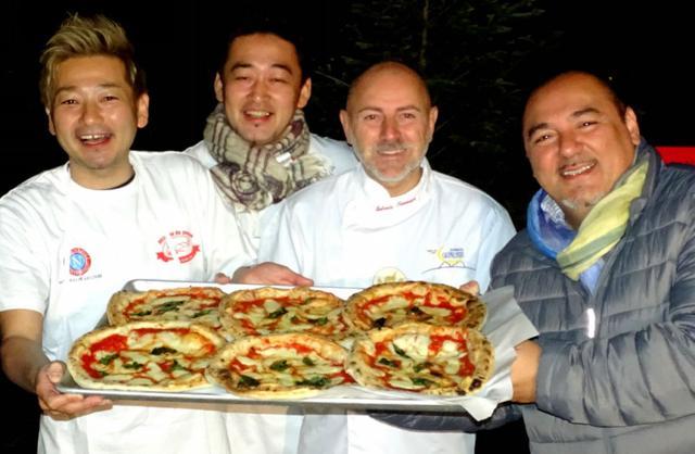 画像: イタリア大使館「ピッツァはイタリアと日本を結ぶ」