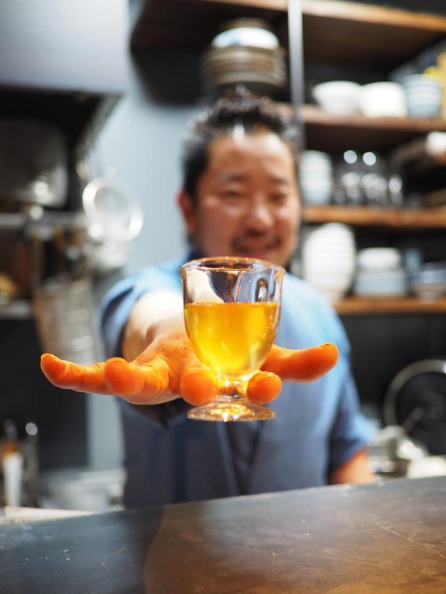 画像: お出汁も魚も肉もうどんも絶品!どんどん進化するおまかせコースは満足感が高すぎます! 肥後橋 「SANSHU~讃州~」