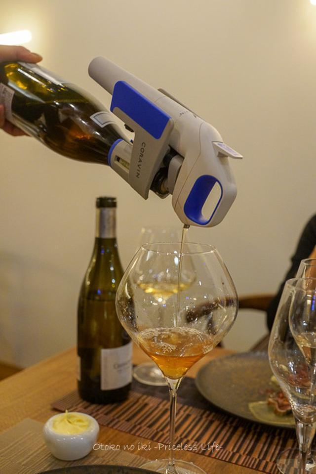 画像: FITS(銀座)ワインとフレンチ好きな貴方へ