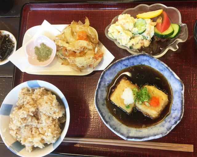 画像: 【福岡】道の駅くるめの郷土料理&食育食堂♪@おなか元気れすとらん ほとめき庵