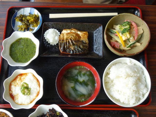 画像: 【福岡】おかずが選べる!博多上川端商店街のお食事処♪@田園の風景