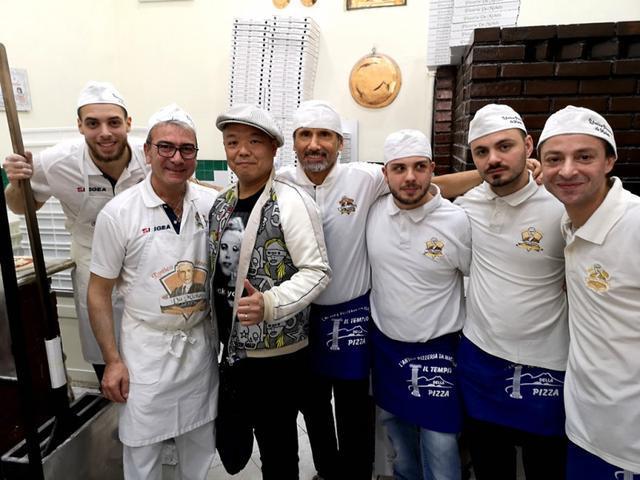 画像: ナポリの最新ピッツェリアレポート5軒目「ダ・ミケーレ」は1870年創業の老舗!