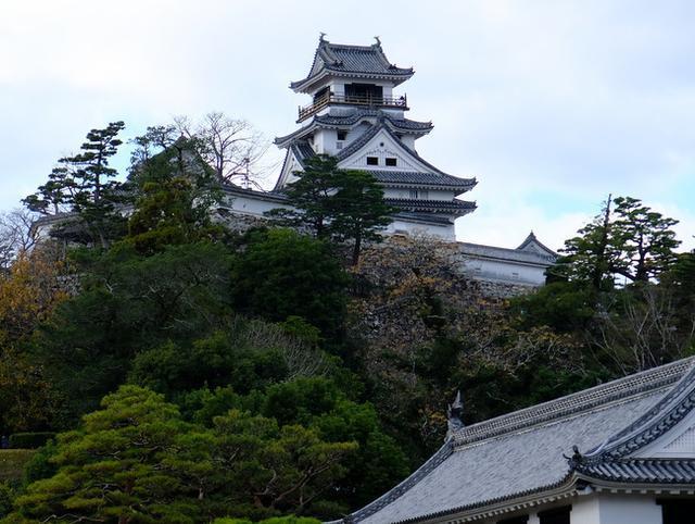 画像: 「高知 ひろめ市場の安兵衛、高知城、ぼうしパン」