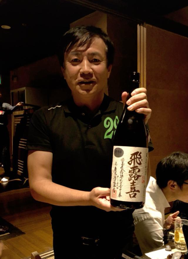 画像: 醍醐 お台場デックス東京ビーチ店で、日本酒と花火☆