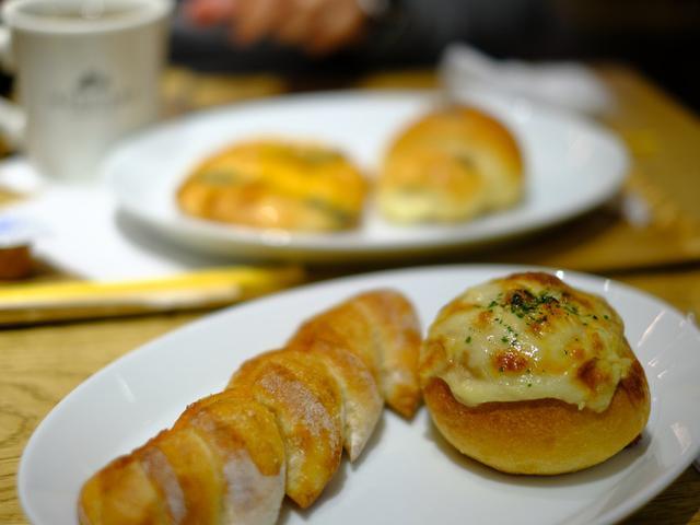 画像: 「五反田 ブレッド&コーヒー イケダヤマ カフェ」