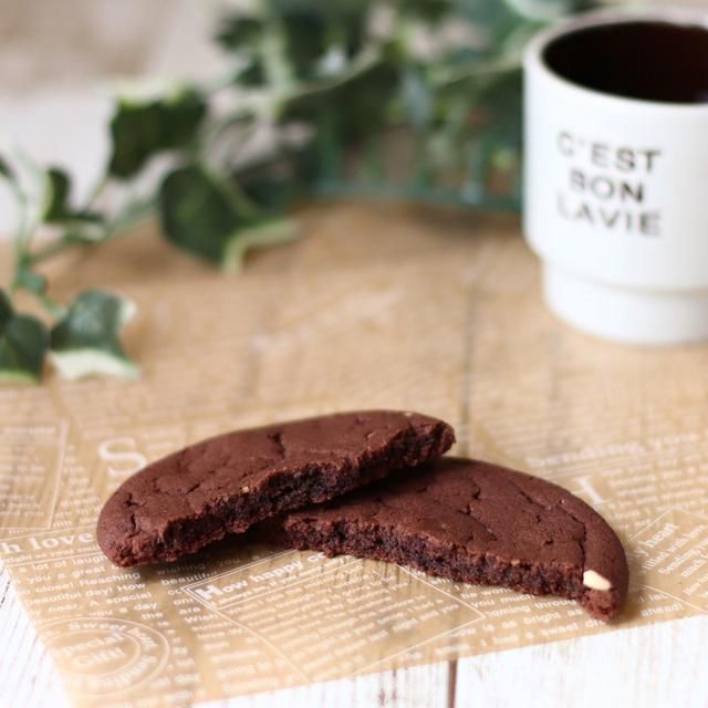 画像: チョコスイーツ9連発!ファミリーマート・ショコラソフトクッキー