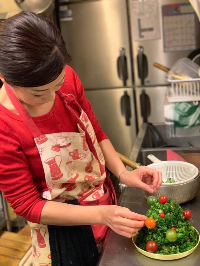 画像: 食べるクリスマスツリー♡