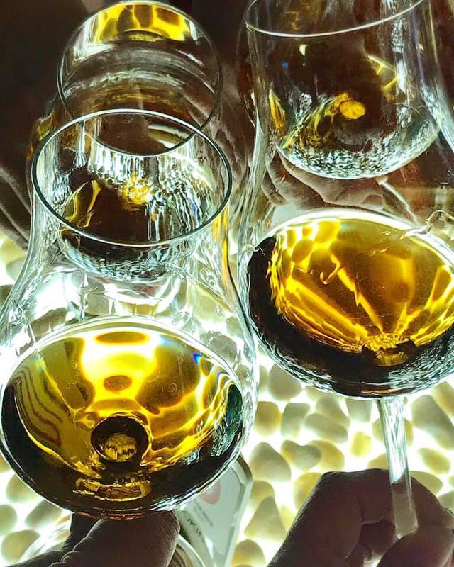 画像: 日本酒熟成酒Bar「酒茶論」@品川にて
