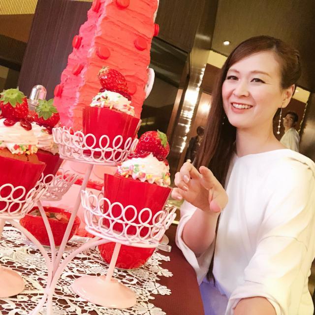画像: メディアからも人気❗️「ストロベリー・センセーション」ANAインターコンチネンタルホテル東京