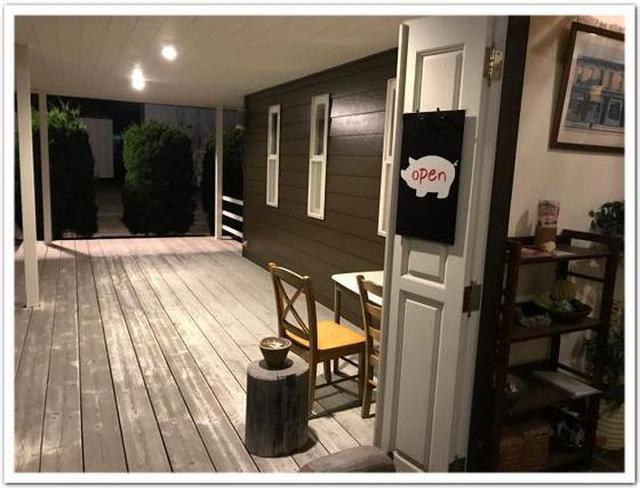 画像: カレーですよ4604(富士吉田 グラッドリー)森の奥のタイレッドカレー。