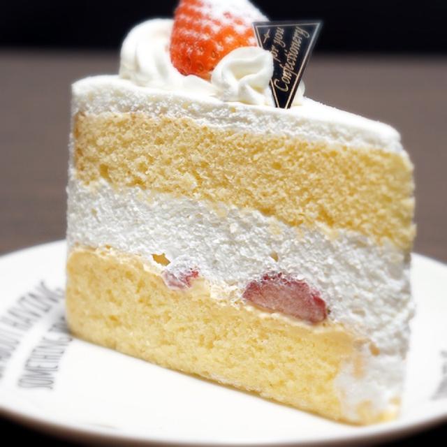画像: 美味しい苺ショートケーキ 3連発!1