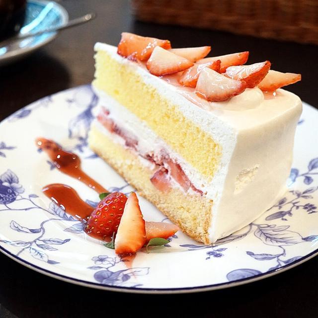 画像: 美味しい苺ショートケーキ 3連発!3