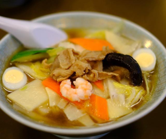 画像: 「台湾料理 ビーフン東(あずま) ビーフン専門店 五目汁ビーフン」