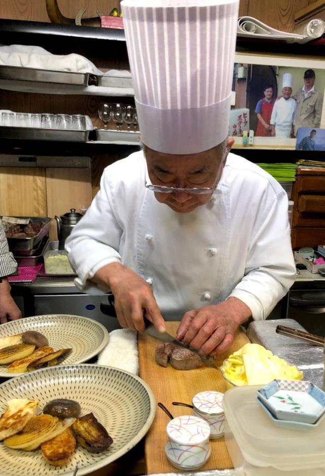 画像: ビーフステーキ専門店ひよこ@金沢