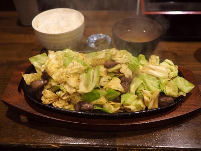 画像: 超ジャンクで癖になる味の博多のソウルフードが大阪でも食べられます! 北区曽根崎 「びっくり焼亭 梅田本店」