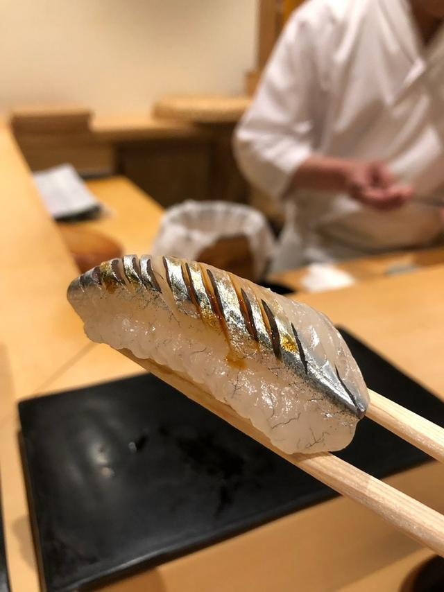 画像: お鮨「はしもと」新富町 2019年料理画像
