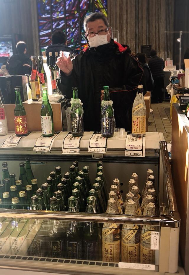 画像: 新酒地酒と酒の肴祭り@仙台
