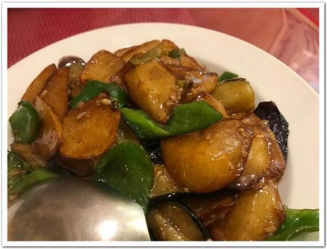 画像: カレーなしよ民族料理(東新宿 山西亭)中華料理ではなく中国郷土料理としての中国料理。