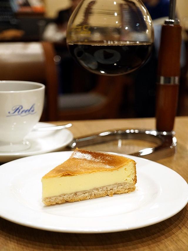 画像: チーズケーキパラダイス!・豊島区 リールズ 西洋釣具珈琲店
