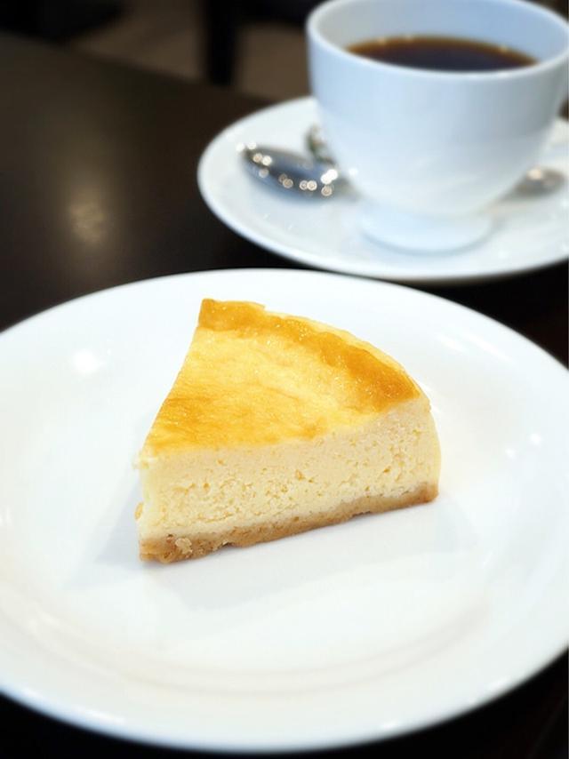 画像: チーズケーキパラダイス!・カフェパウリスタ銀座店