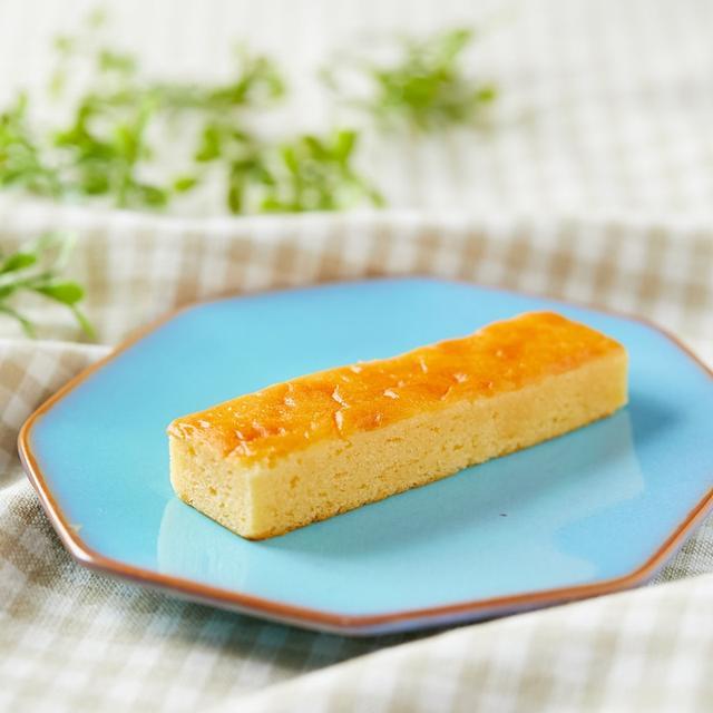 画像: ローソン・ブランのチーズケーキ