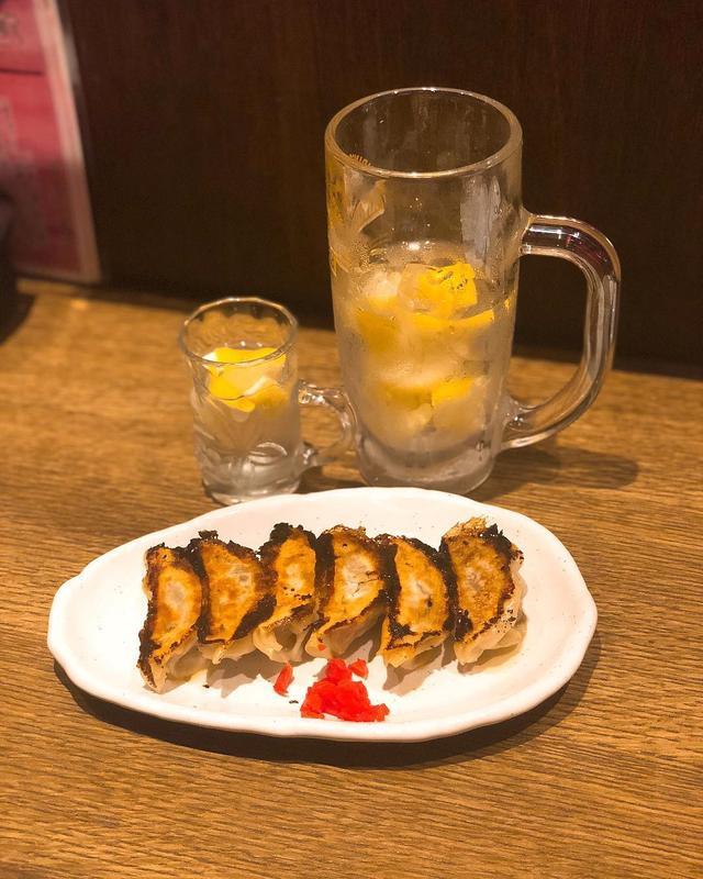 画像: ももまる餃子  #ももまる #ももまる渋谷 #レディーもも