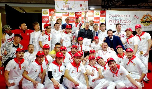 画像: 2019年ナポリピッツァ職人日本一「STG部門」決定しました!