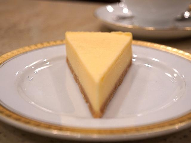 画像: チーズケーキパラダイス!・丸福珈琲店