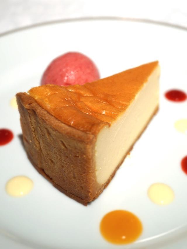画像: チーズケーキパラダイス!・資生堂パーラー