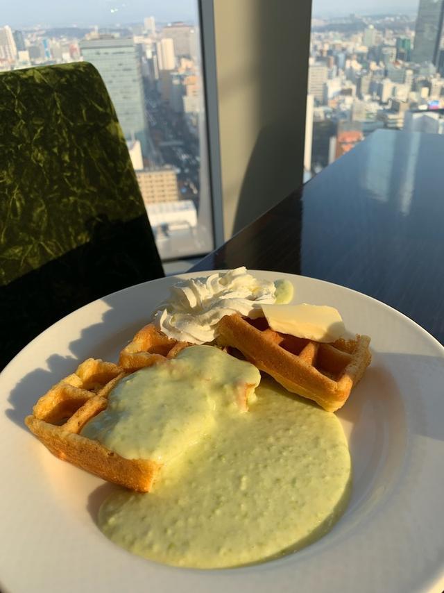 画像: 朝食ビュッフェ大好き♪