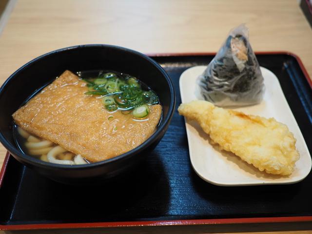 画像: 福島駅前でうどんもお出汁も十分過ぎるほど美味しい激安のセルフうどん店がオープンしました! 福島区 「手打ちうどん がんちゃん 福島店」