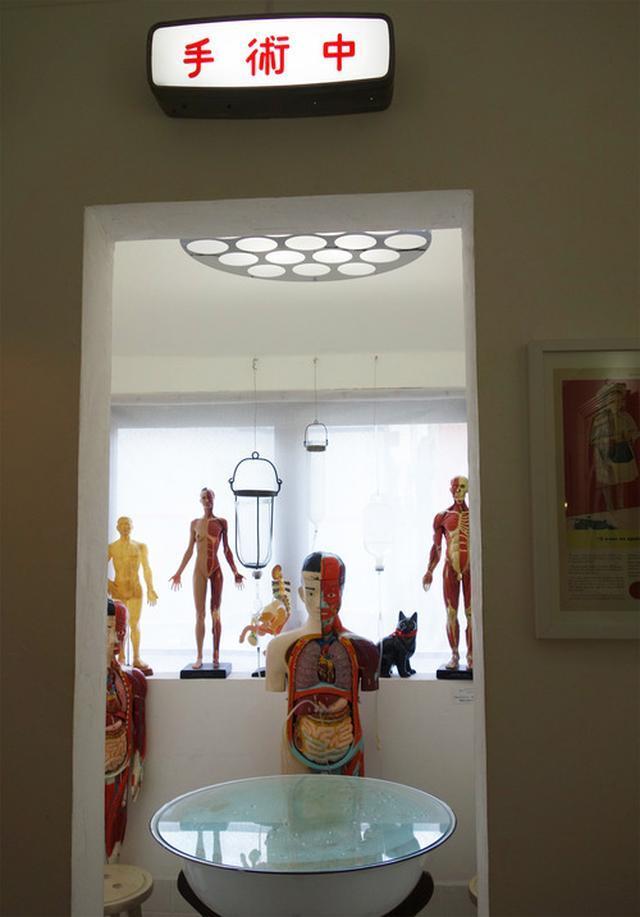 画像: 【福岡】天神の珍スポット!結核ピザトースト&バリウムランチ♪@不思議博物館分室 サナトリウム