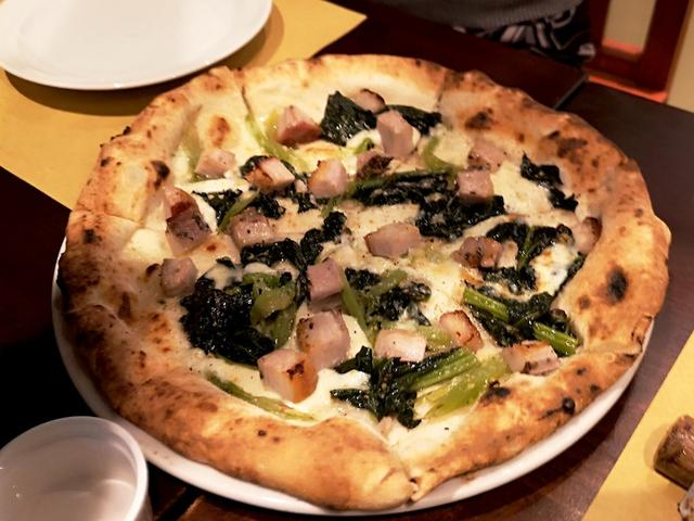 画像: オップラ・ダ・ジターリアで日本とイタリア友好のピッツァディナー♪