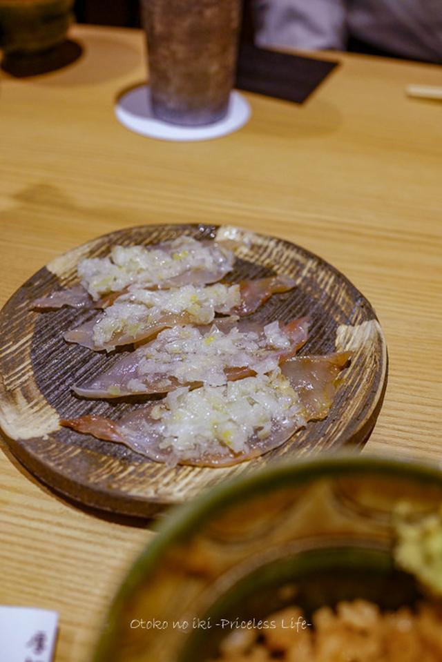 画像: 焼うお 石かわ(築地)鮨の進化系は いと愉し
