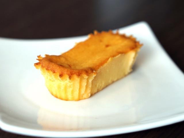 画像: チーズケーキパラダイス!・モスバーガーひんやりドルチェ ベイクドチーズ