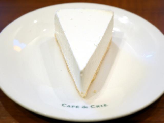 画像: チーズケーキパラダイス!・カフェ・ド・クリエ
