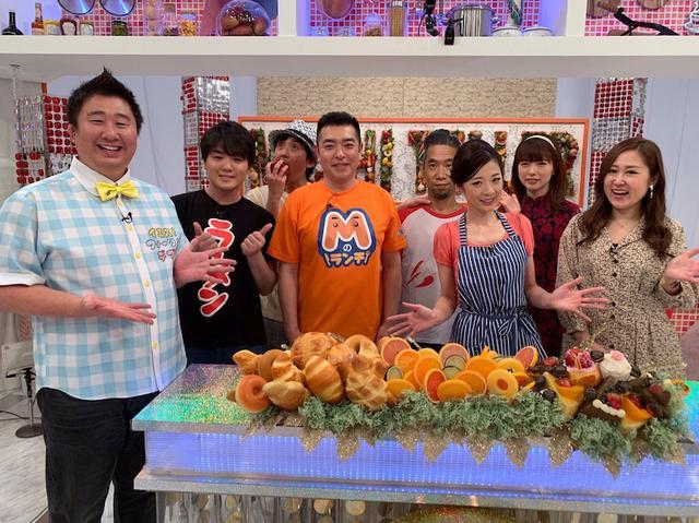 画像: 3月31日放送のフジテレビ「飯テラー1グランプリ」に出演予定
