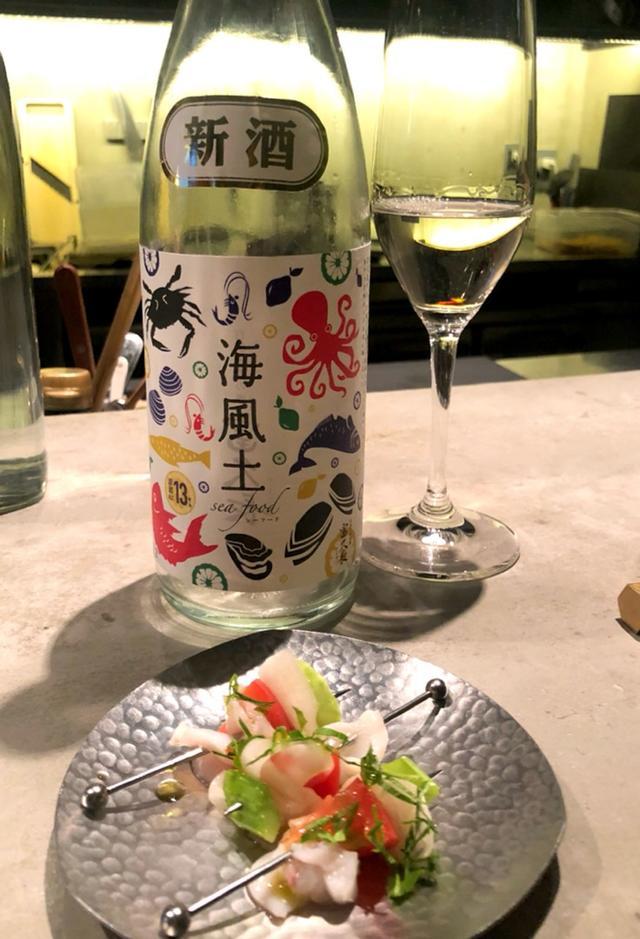 画像: 中目黒のお花見&日本酒♪