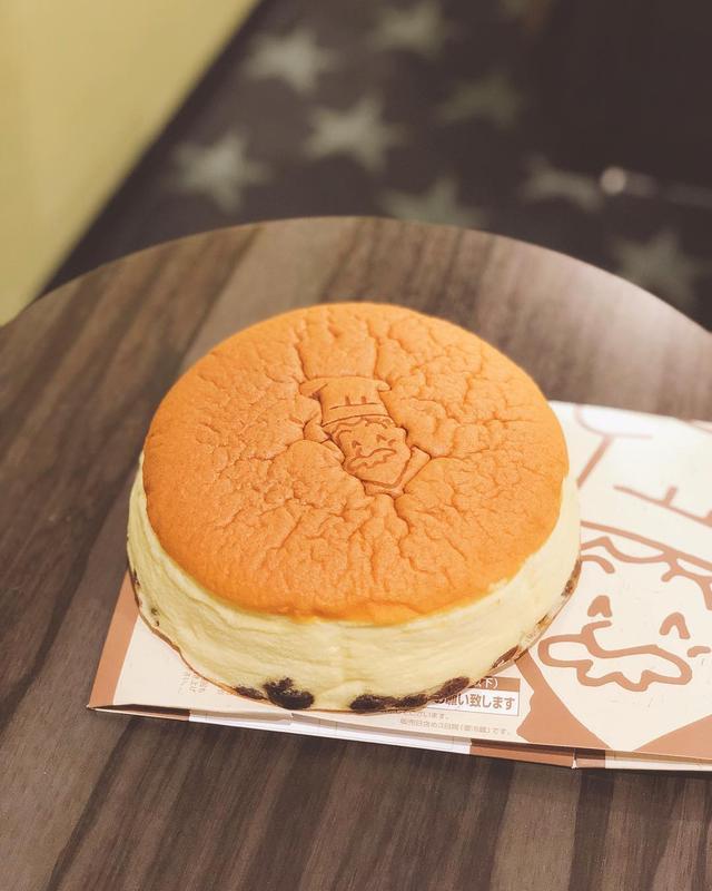 画像1: おいしいおじさん❤️  #りくろーおじさんの店 #焼きたてチーズケーキ www.instagram.com
