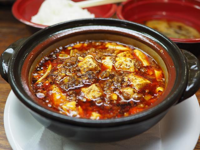 画像: お肉屋さんの麻婆豆腐がとんでもなく美味しくて感動しました! 北新地 「堂島精肉店」
