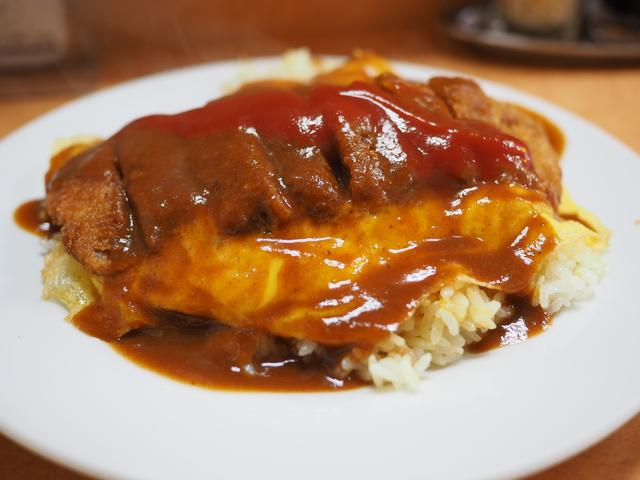 """画像: 地元で長く愛される洋食屋さんの名物 """"ユキライス""""は癒しの味わいです! 守口市 「洋食 ユキ」"""