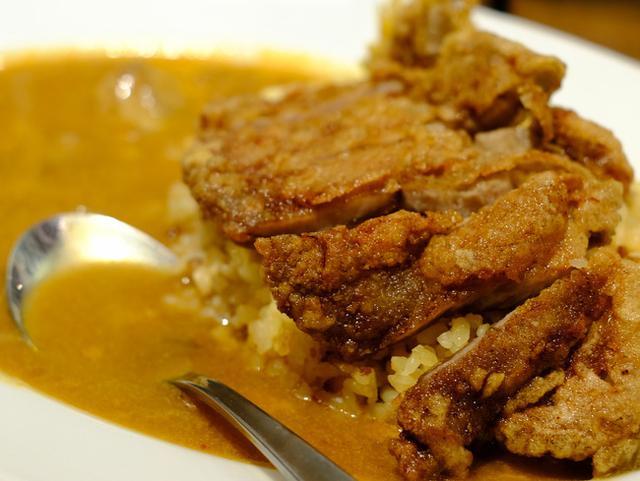 画像: 「有楽町・交通会館 カレー担々麺虎杖(いたどり)のパーコーカレーライス」
