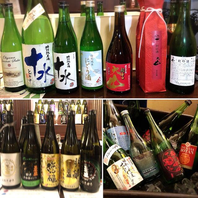 画像: SAKE HALL Hibiya Bar 祝8周年☆
