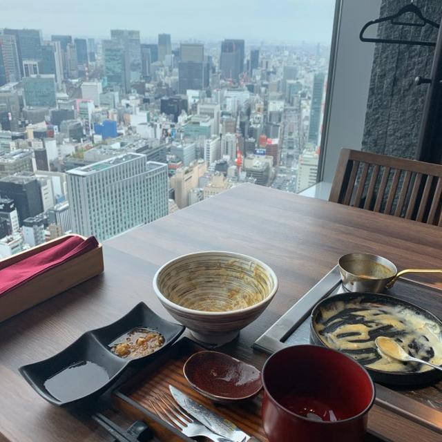 画像: 萬鉄(汐留 / チーズ流しかけハンバーグ)