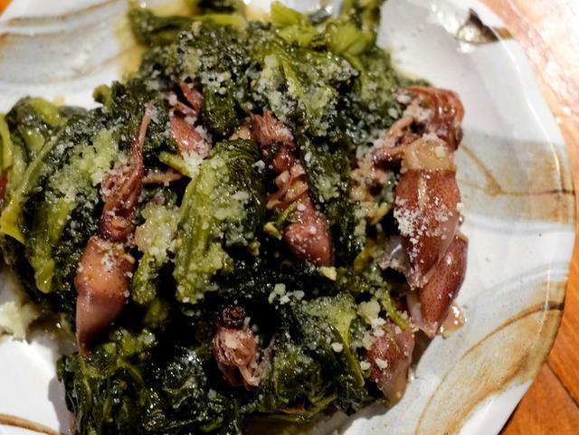 画像: 「五反田 ぽるこの豚ほほ肉のグリル、ウニクリームパスタ」