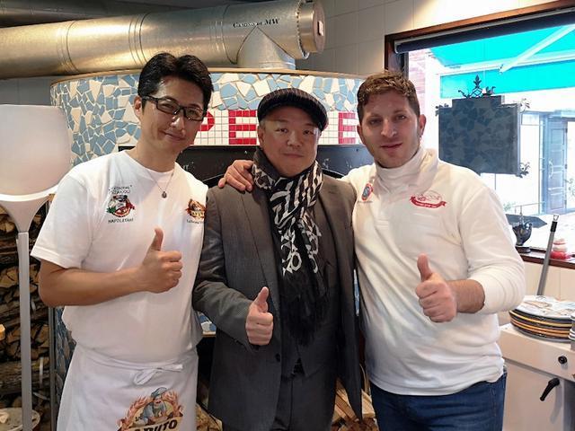 画像: 駒沢「ダ・ペッペ・ナポリスタカ」で豚肉と卵の旨いナポリピッツァ!