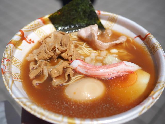 画像: 甲子園ラーメン祭で絶品カニ味噌ラーメンとふがいない試合観戦@阪神甲子園球場