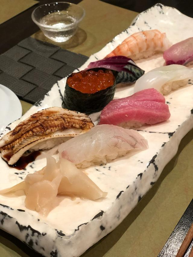 画像: チーズケーキパラダイス!番外編・高知遠征 お寿司屋のデザート